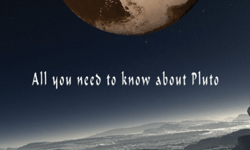All you need to know about Pluto