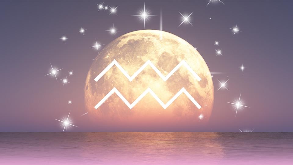 Full Moon Aquarius